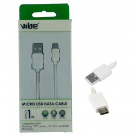 Vibe 011021 Micro USB Data Cable
