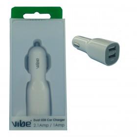 Vibe 18341 Dual USB  Car Charger
