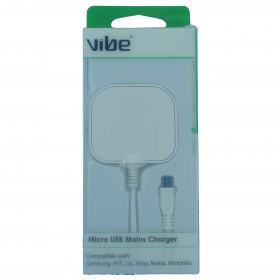 Vibe 21594 Micro USB Mains Charger