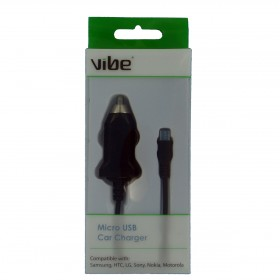 Vibe 22836 Micro USB Car Charger