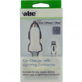 Vibe 30084 Car charger with Lightning Connector