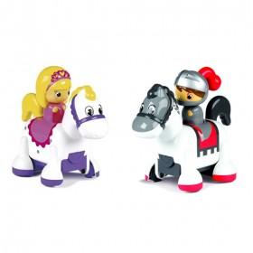 TOMY 71914 Clip Clop Knight / Princess