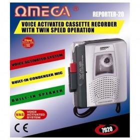 07920 Omega V.A.S. Cas Rec.