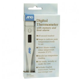 AND DT-502-EC Digital Thermometer