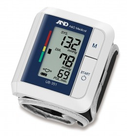 AND UB-351 Blood Pressure Monitor