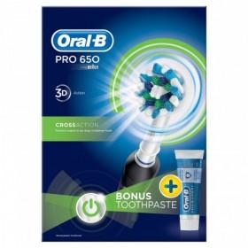 Braun D16.513UD Bk Toothbrush