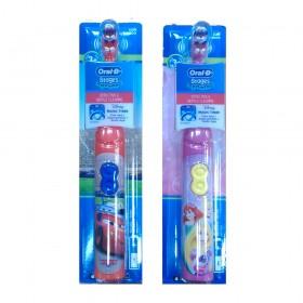 Braun DB3010 Cars & Princess Toothbrush