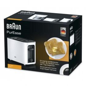 Braun HT3000WH Toaster