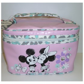 Disney 491548U Minnie Mouse Train Case