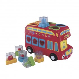 ELC 9693 Shape Sorting Bus