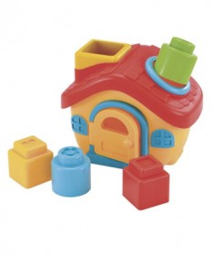 ELC 9708 House Shape Sorter