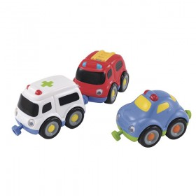ELC 9720 Emergency Vehicle Magnetic Trio Set