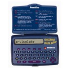 Franklin CWM-108 crossword solver