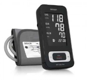 Omron MIT ELITE Plus Blood Pressure Machine (HEM-7301)