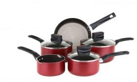Prestige 22086 red Pan set