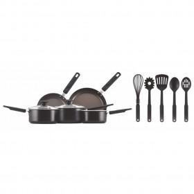 Prestige 22190 10Pcs Cookware