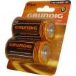 Grundig Zinc R20 1.5v Battery