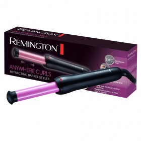 Remington CI2725 Ceramic 25mm Hair Styling 210c Curling Tong