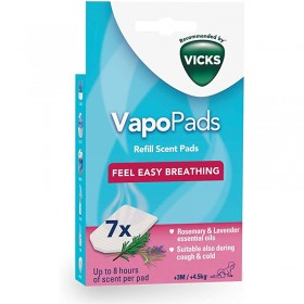 Vicks VBR7EV1 refill pads