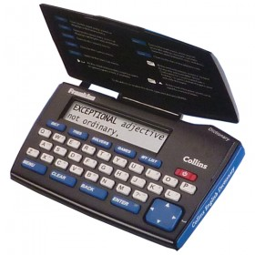 Franklin DMQ-221 Dictionary