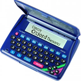 Seiko ER 2100 Thesaurus