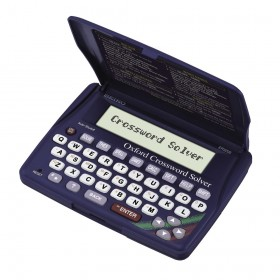 Seiko ER 3200 Crossword Solver