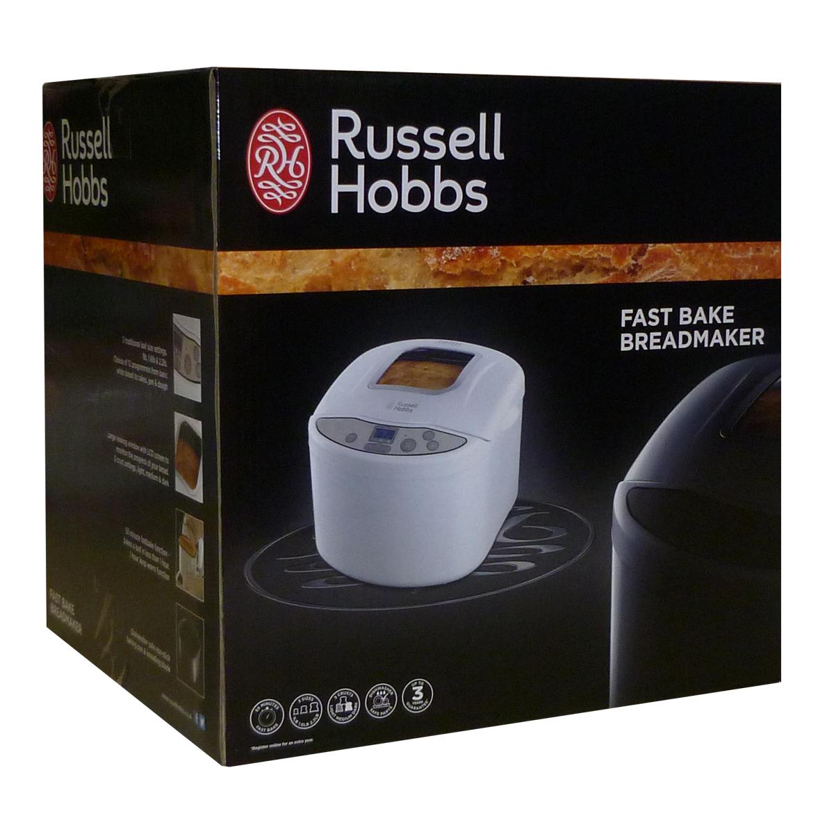 Russell Hobbs 18036 Bread Maker Elf International Ltd