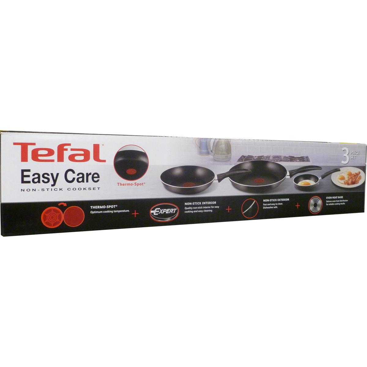Tefal A762s344 Frypan Set Elf International Ltd