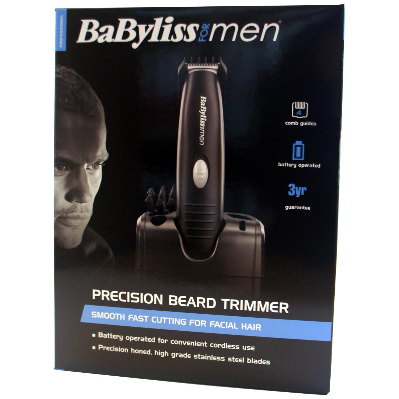 babyliss 7107u beard trimmer elf international ltd. Black Bedroom Furniture Sets. Home Design Ideas