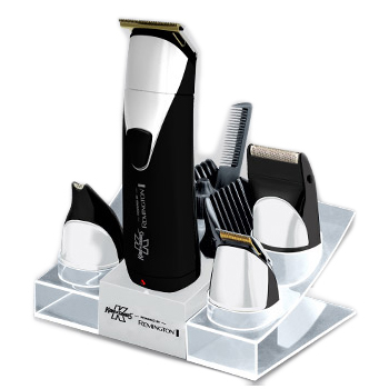 remington pg400kos groomer set elf international ltd. Black Bedroom Furniture Sets. Home Design Ideas